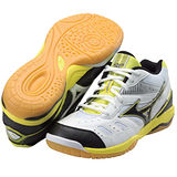 Mizuno Wave Gate 2 羽球鞋 (黃) 71GA144545