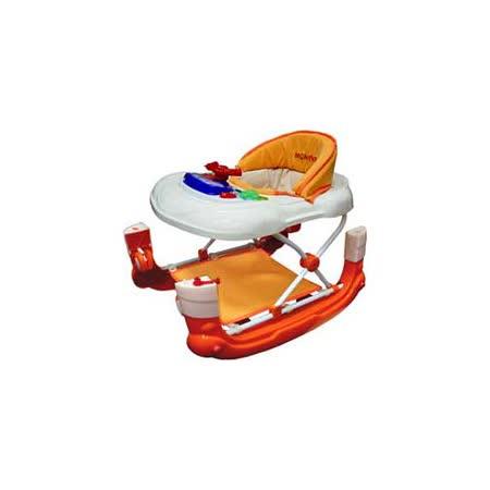 優生高級嬰兒學步車(多功能搖椅)