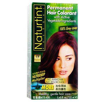 Naturtint赫本美舖 染髮劑 (4M赤褐棕色)