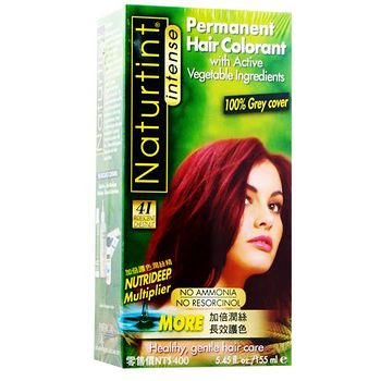 Naturtint赫本美舖 染髮劑 (4I紫金炫彩)
