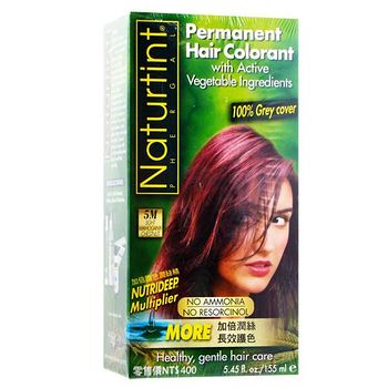 Naturtint赫本美舖 染髮劑 (5M淺赤褐棕色)