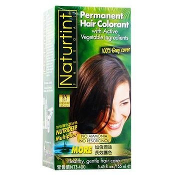 Naturtint赫本美舖 染髮劑 (5N淺棕黑色)