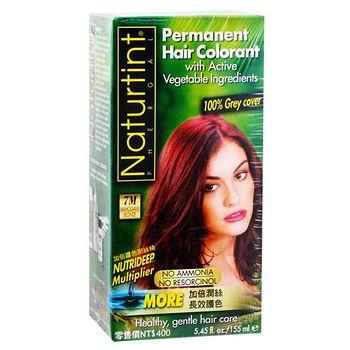 Naturtint赫本美舖 染髮劑 (7M金赤褐色)