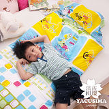 【濱川佐櫻-跳跳小馬】台灣製特級純棉兒童睡袋
