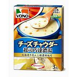 ★超值2件組★VONOCupSoup濃湯-起司巧 達濃湯*3入