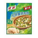 ★超值2件組★康寶新升級-干貝雪菜濃湯49g*2入
