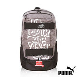 PUMA後背包Blaze個性電腦後背包(灰)07034502