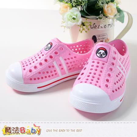 (購物車)魔法Baby~女童鞋 超輕量兒童水陸兩用輕便鞋~sh4352
