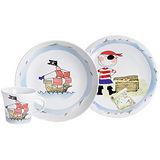 《KAHLA》兒童杯盤3件組(海盜)