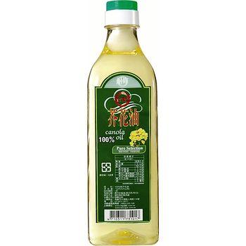 台糖芥花油1L