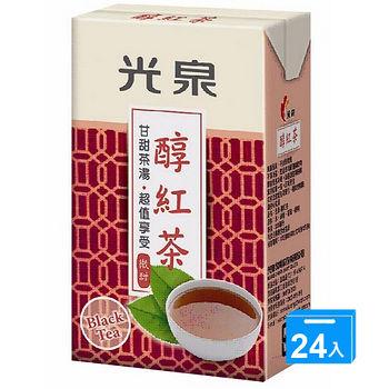 光泉微甜醇紅茶250ml*24