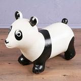 《Homelike》熊貓圓仔充氣椅