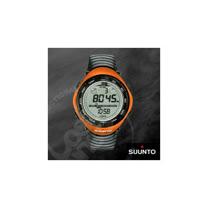 【芬蘭-SUUNTO 】限時特價VECTOR Xblack 天行者極限運動登山錶/ 黑橘