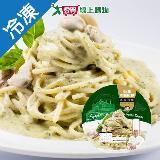 金品奶油青醬蛤蜊義大利麵335G/盒