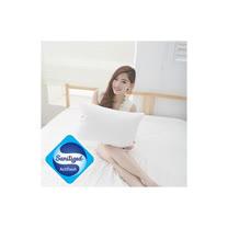 【Sanitized 山寧泰】防蟎抗菌超透氣小童枕(2入)