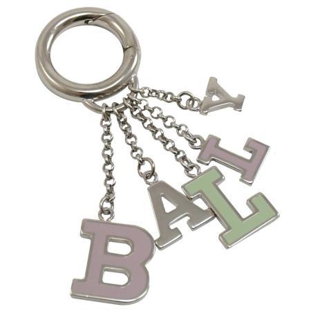BALLY  6142119 LOGO字母鎖圈