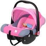 Hello Kitty 凱蒂貓 嬰兒提籃式汽座/豪華款