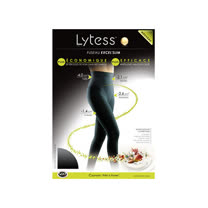 【法國Lytess】纖體高腰無痕9分褲