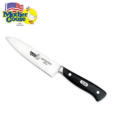 美國鵝媽媽MotherGoose 鉬釩鋼 水果刀 4.7吋