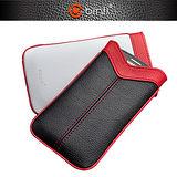 BINLI 簡約直插式手機套 手機袋 皮革手機袋 保護套 4.3吋以下通用