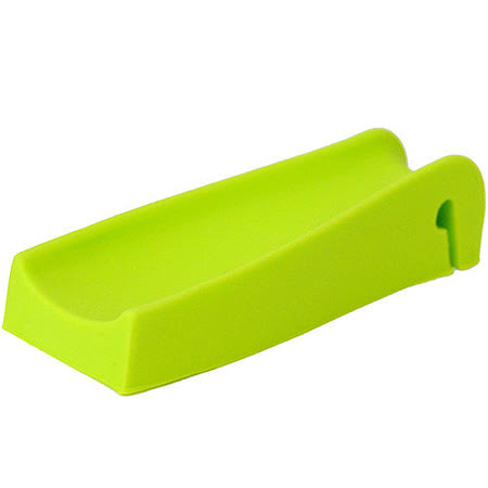 《CASABELLA》夾放鏟匙架(綠)