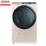 HITACHI日立 12公斤尼加拉飛瀑滾筒式洗脫烘洗衣機(右開)(SFSD6100TR)送安裝+好禮2選1