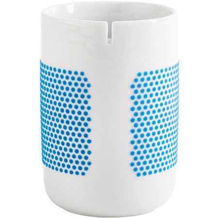《KAHLA》Touch觸感勾勾手握杯(藍點)