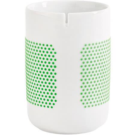 《KAHLA》Touch觸感勾勾手握杯(綠點)