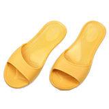 維諾妮卡輕便家居拖鞋-黃