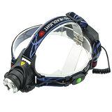 CREEXML 10W防水調焦強光頭燈