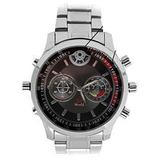 WATCH DVR 多功能拍攝錄影音手錶 4GB _ 薄型錶 (M)