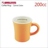 Tiamo 馬卡龍陶瓷馬克杯-200cc (胡蘿蔔) HG0724CR