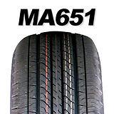 瑪吉斯輪胎(含施工) MA651-215/55/17