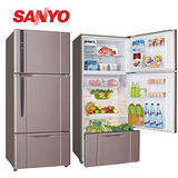 SANYO三洋 475公升變頻三門電冰箱 SR-A475CV3 送安裝+康寧餐盤組+LED手電筒