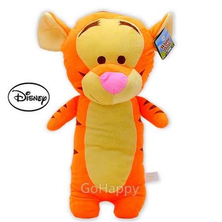 Disney【俏皮跳跳虎】舒服午安抱枕-M號