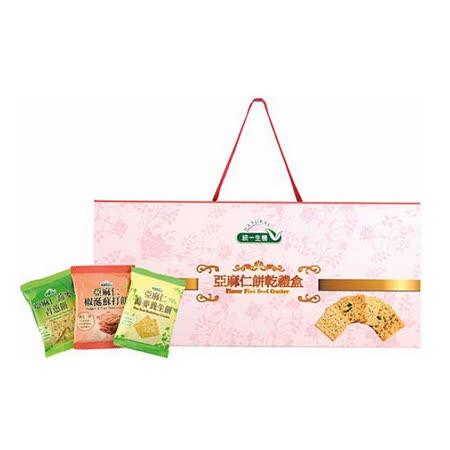 [統一生機]亞麻仁餅乾禮盒(綜合)