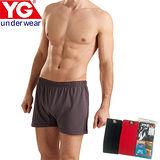 YG加大針織無門襟平口褲(2L~4L)