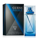 GUESS Night 夜之酷男 男性淡香水 100ml