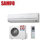 SAMPO聲寶 11-15坪一對一變頻分離式冷氣(AM-PY63D/AU-PY63D)送安裝