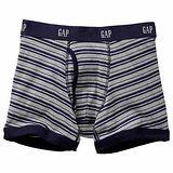 【GAP】2014男時尚灰寶藍樣條款四角內著2件組【預購】