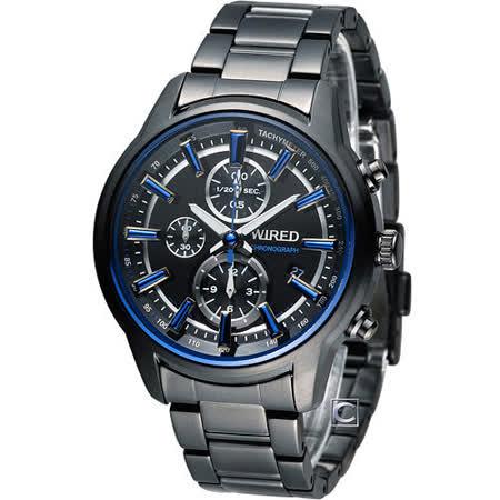 ALBA WIRED 極光科技計時腕錶 7T92-X260B AF8T25X1