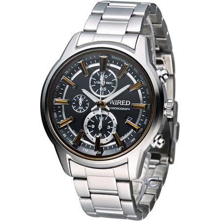 ALBA WIRED 極光科技計時腕錶 7T92-X260Y AF8T29X1
