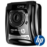 HP 惠普 F310 F1.9大光圈GPS測速行車記錄器加贈16G卡