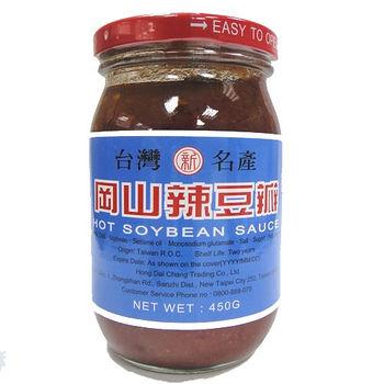 登豐岡山辣豆瓣醬450g