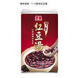 《泰山》紫米紅豆湯330g*6罐