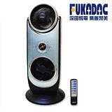 深田FUKADAC-直立式遙控空氣對流循環扇(FF-688)