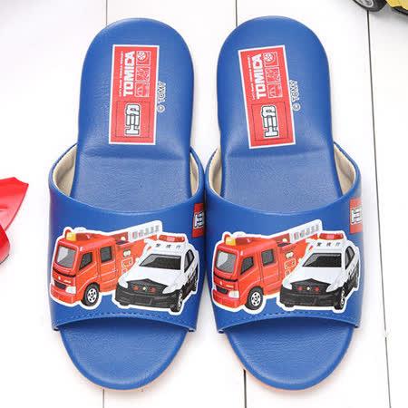 【童鞋城堡】Tomica多美小汽車室內拖鞋TM0831