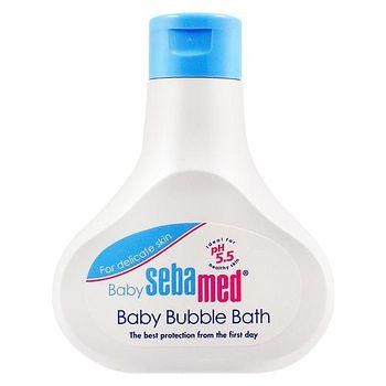 Sebamed施巴5.5 嬰兒泡泡浴露 200ml