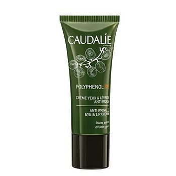 Caudalie 葡萄籽多酚C15活膚眼唇修護霜 15ml