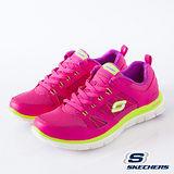 SKECHERS (女) 流行運動鞋 彈力吸引-11727HPLM